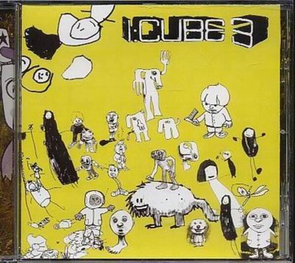 I:CUBE - 3 - CD