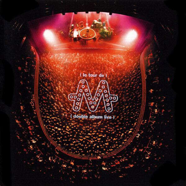 -M- - Le Tour De -M- (LIVE) - CD x 2