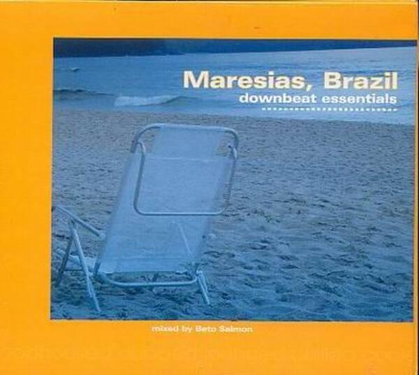 BETO SALMON - Maresias, Brazil - CD