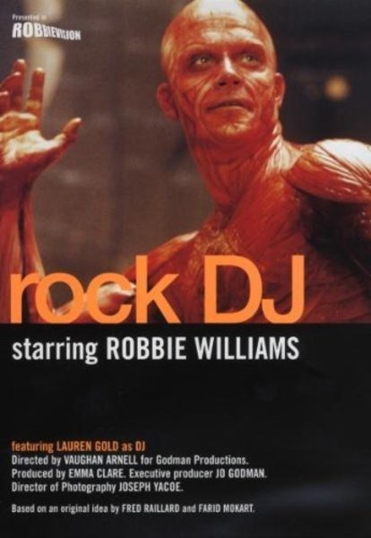 ROBBIE WILLIAMS - Rock DJ - DVD