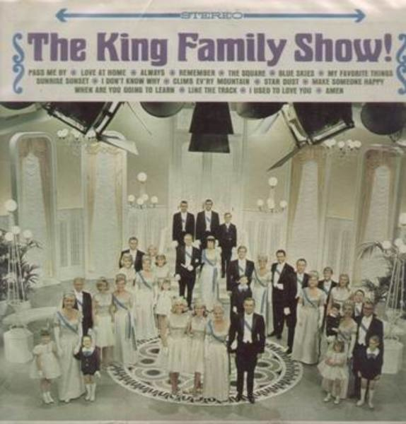 VARIOUS ARTISTS - The King Family Show - 33T