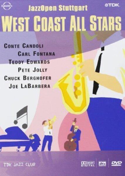 WEST COAST ALL STARS - Jazz-Open Stuttgart - DVD