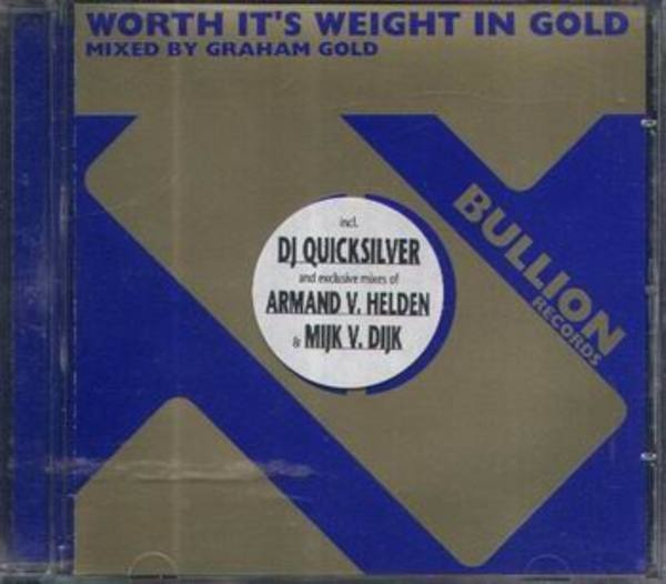 BULL CD 1 - Worth It's Weight In Gold - CD