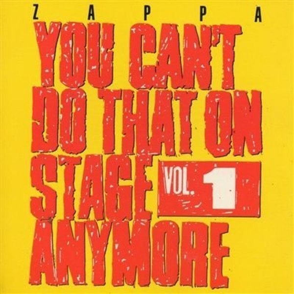#<Artist:0x00007f8136a8e530> - You Can't Do That On Stage Anymore Vol. 1