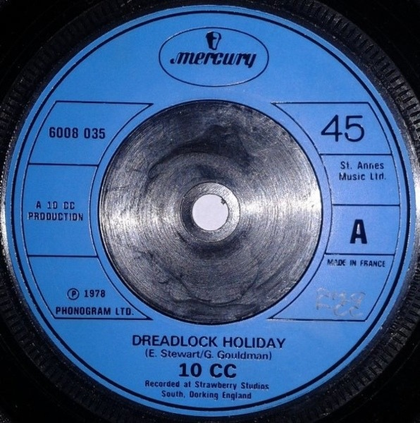 #<Artist:0x00007f651cdddcf8> - Dreadlock Holiday