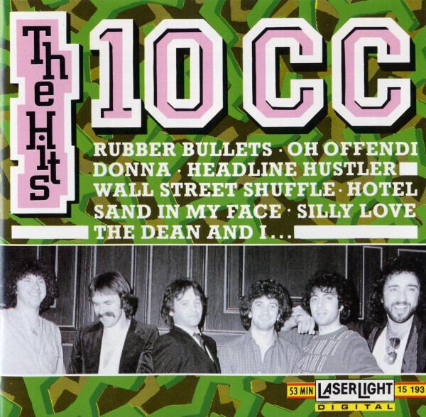 10CC - The Hits - CD