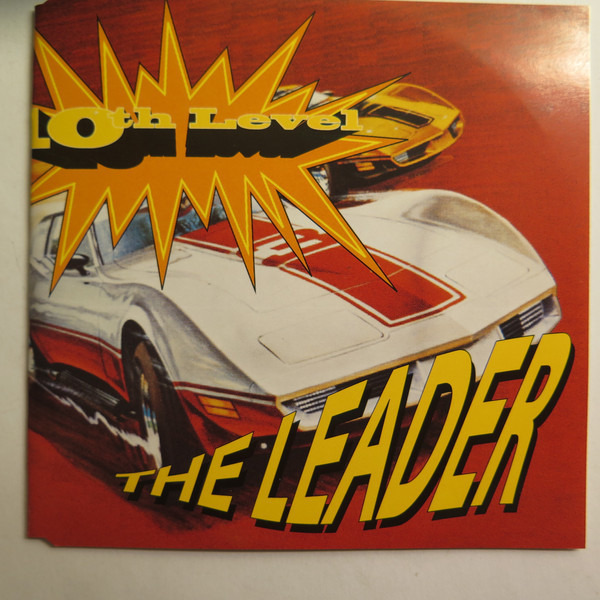 10TH LEVEL - The Leader - CD single