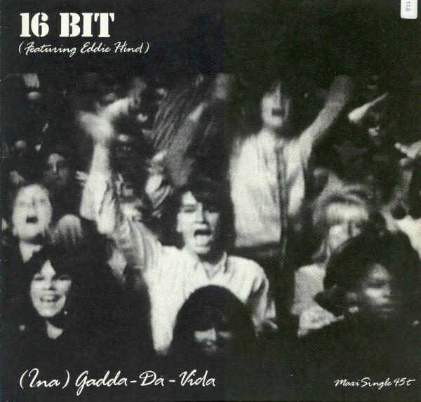 16 Bit Featuring Eddie Hind (Ina) Gadda-Da-Vida