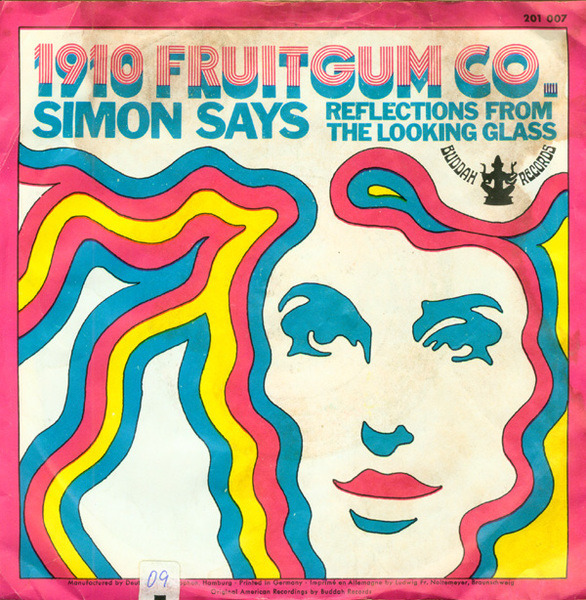 1910 Fruitgum Co. - Simon Says / Reflections From The Looking Glass