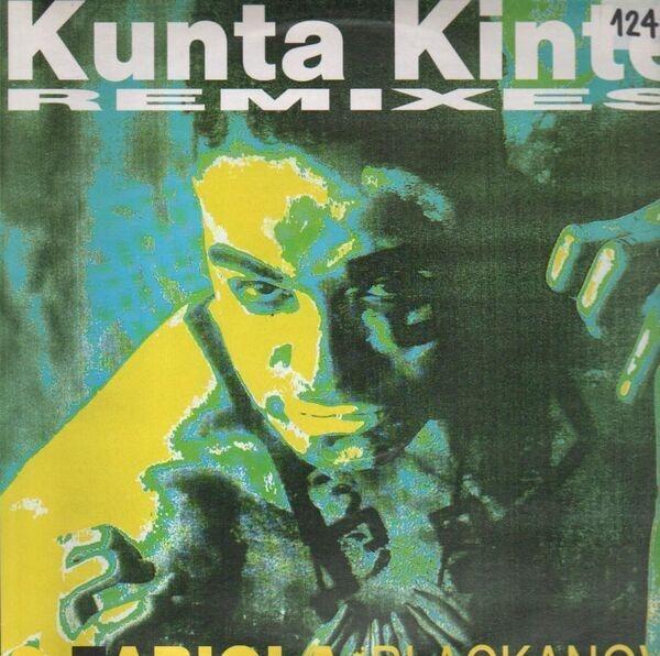 2 FABIOLA FEAT. BLACKANOVA - Kunta Kinte - Maxi x 1