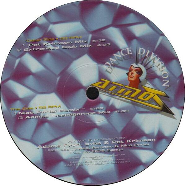 2 FABIOLA - Flashback - Maxi x 1