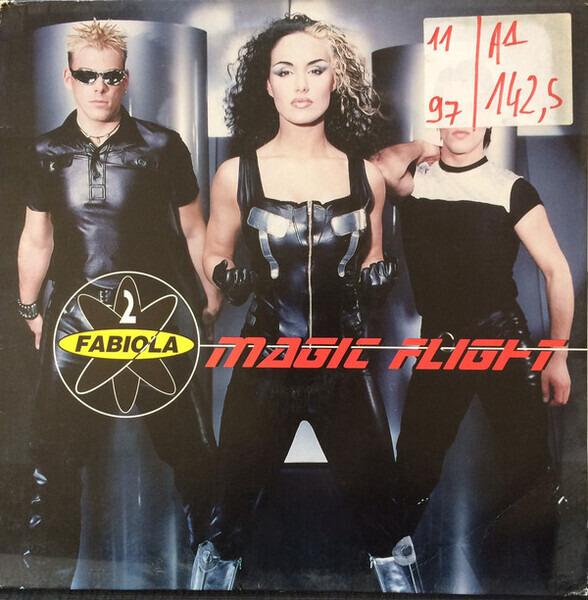 2 FABIOLA - Magic Flight - Maxi x 1
