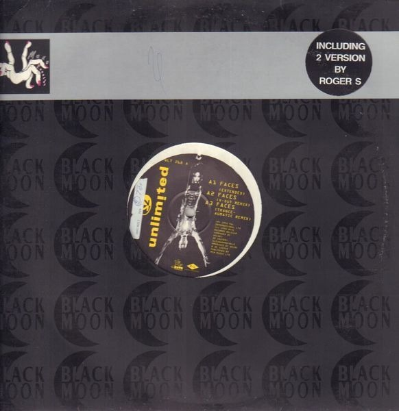 2 UNLIMITED - Faces - 12 inch x 1
