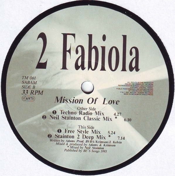 2 Fabiola Mission Of Love