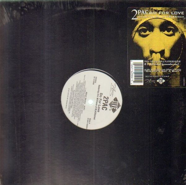Do For Love Still Sealed By 2pac 12 Inch X 1 With Recordsale