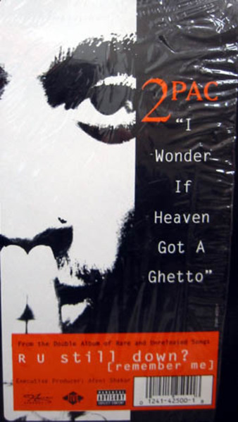 #<Artist:0x00007fa4603ab8d8> - I Wonder If Heaven Got A Ghetto
