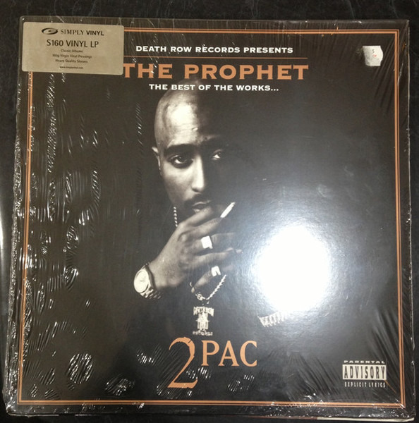 #<Artist:0x00007f4dd928a158> - The Prophet : The Best of the Works...