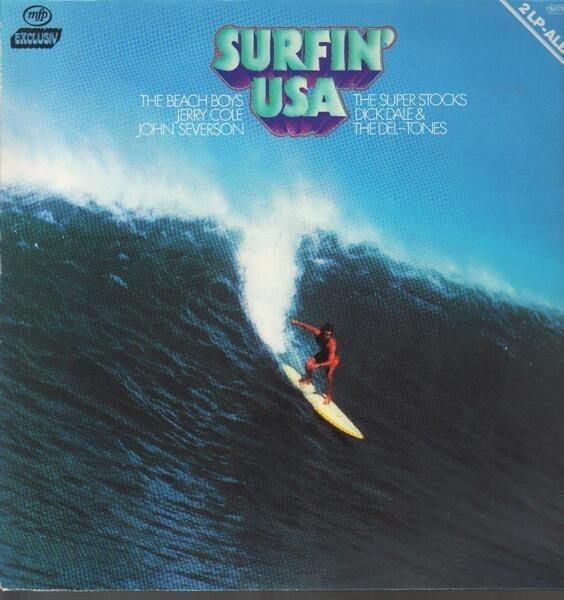 #<Artist:0x00007fcea66f7238> - Surfin' USA