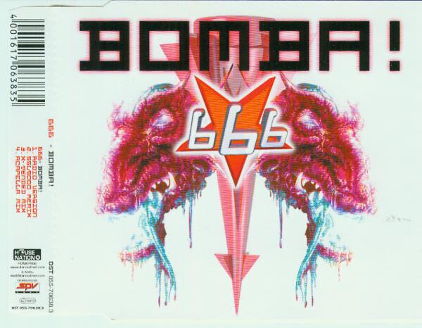 666 - Bomba! - MCD