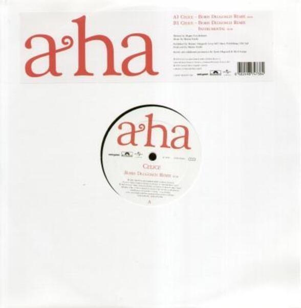 a-ha celice (boris dlugosch mixes)