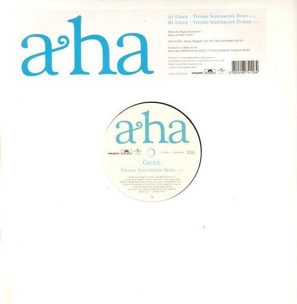 a-ha celice (thomas schuhmacher mixes)