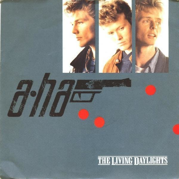 a-ha The Living Daylights