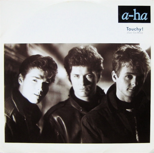 a-ha Touchy! (Go-Go Mix)