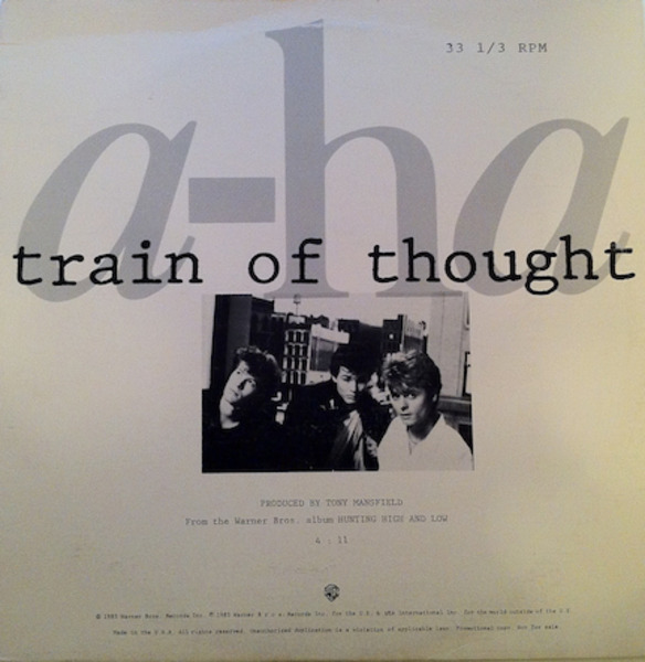 #<Artist:0x00007f387bb3f5f0> - Train Of Thought