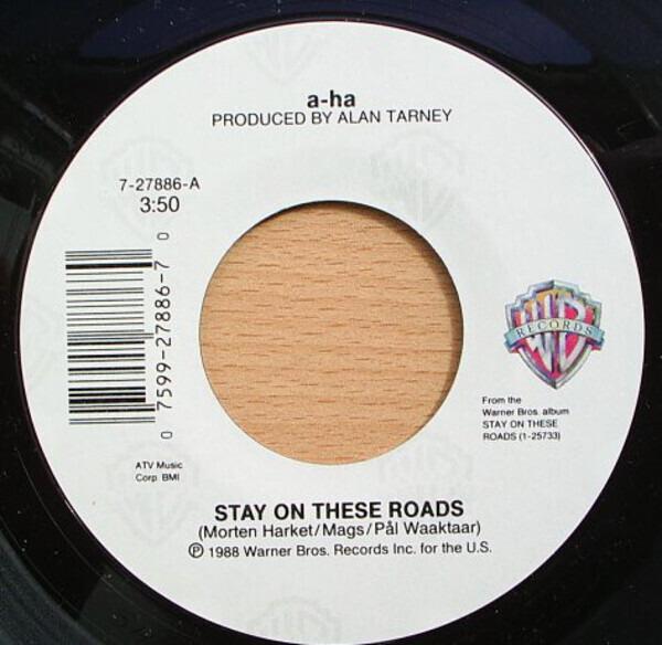 #<Artist:0x007f984c72e5e8> - Stay on These Roads