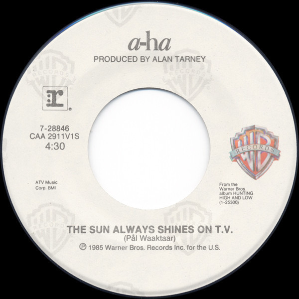 #<Artist:0x007f33ab432480> - The Sun Always Shines On T.V.