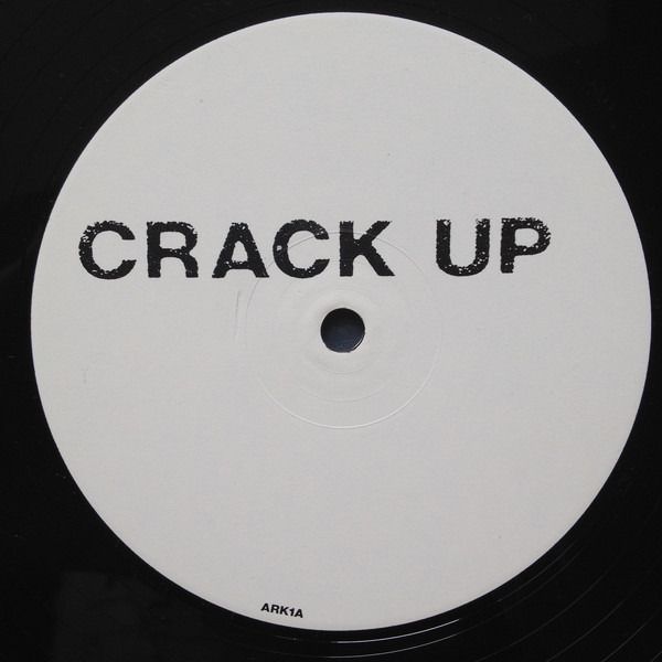 A.R. KANE - Crack Up - 12 inch x 1