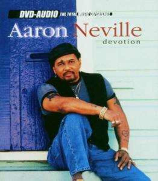 AARON NEVILLE - Devotion (SUPER JEWEL CASE) - DVD