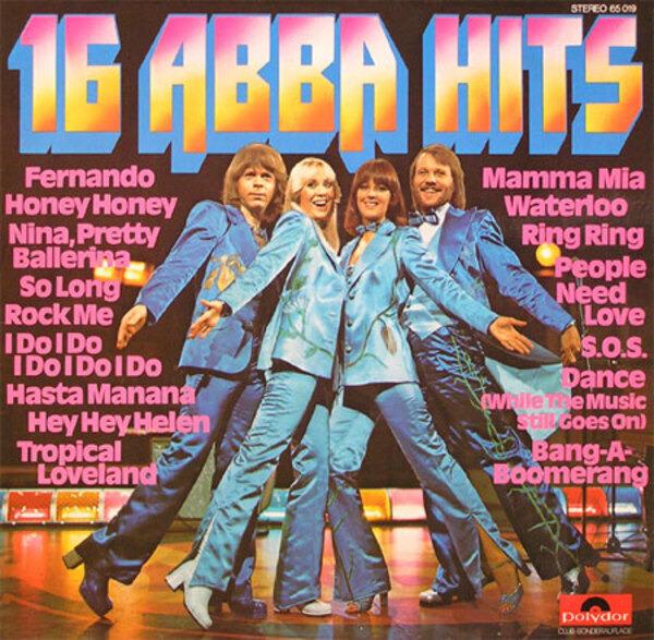 #<Artist:0x007f6bba7ee348> - 16 ABBA Hits