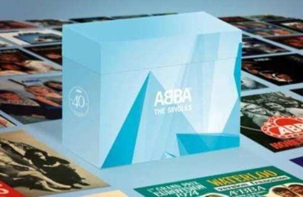 #<Artist:0x007f8548489d90> - ABBA - Singles Box