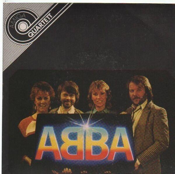 #<Artist:0x007f0b216d9920> - Amiga Quartett
