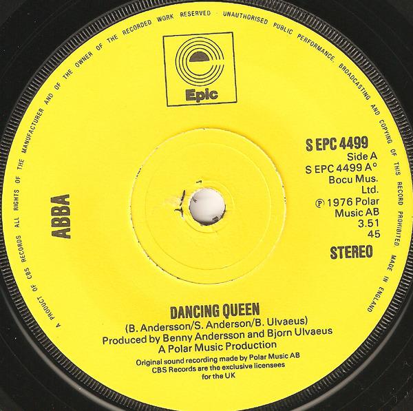 #<Artist:0x000000058bd7b0> - Dancing Queen