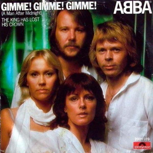 #<Artist:0x007f0b2332b380> - Gimme! Gimme! Gimme! (A Man After Midnight)