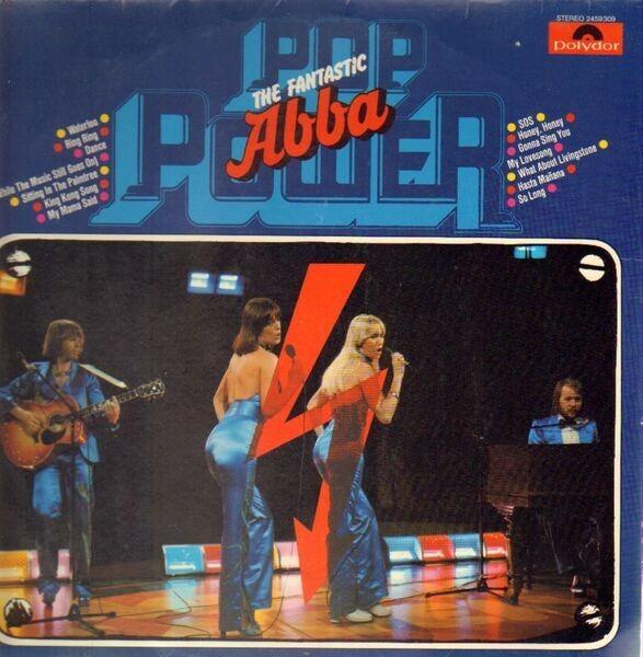 #<Artist:0x007f3582c4fef0> - Pop Power - Fantastic ABBA