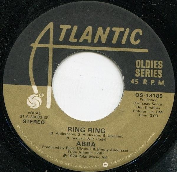 #<Artist:0x007f273a1b5c20> - SOS / Ring Ring