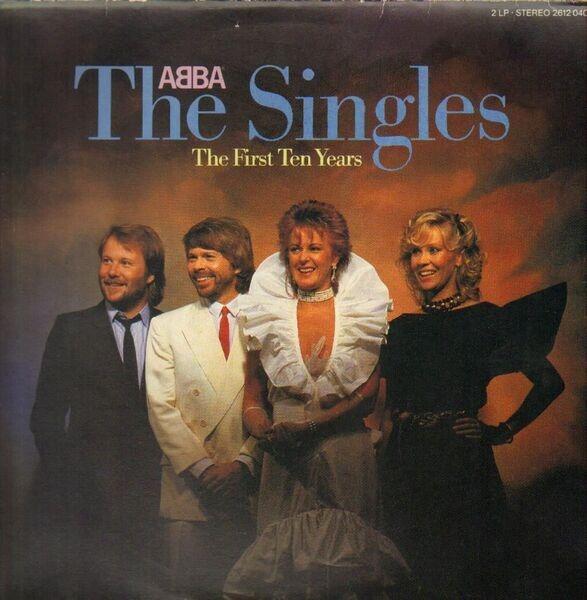 #<Artist:0x007f9efb9b4ed8> - The Singles - The First Ten Years
