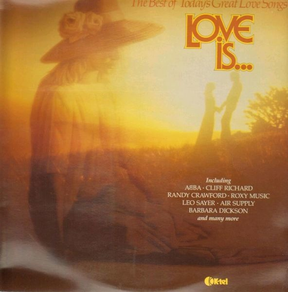 #<Artist:0x007f357175d5c0> - Love Is... The Best Of Today's Great Love Songs