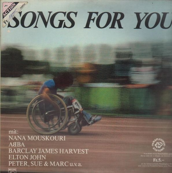 #<Artist:0x007f6411068070> - Songs For You