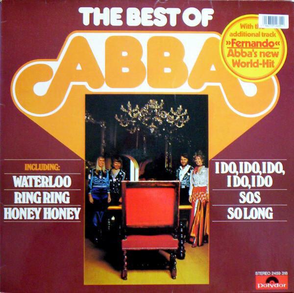 #<Artist:0x007f27101b3ad0> - The Best Of ABBA