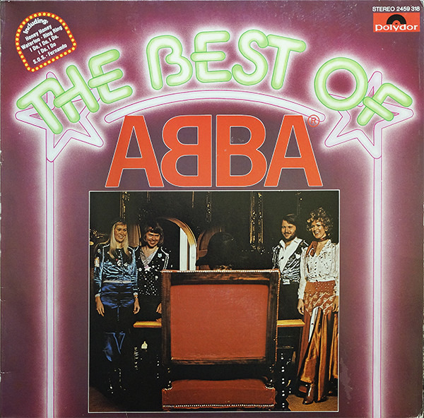 #<Artist:0x007f0b202aabe8> - The Best Of ABBA