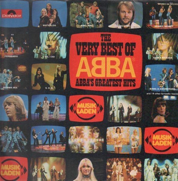 #<Artist:0x007f3a57e08470> - The Very Best Of ABBA (ABBA's Greatest Hits)