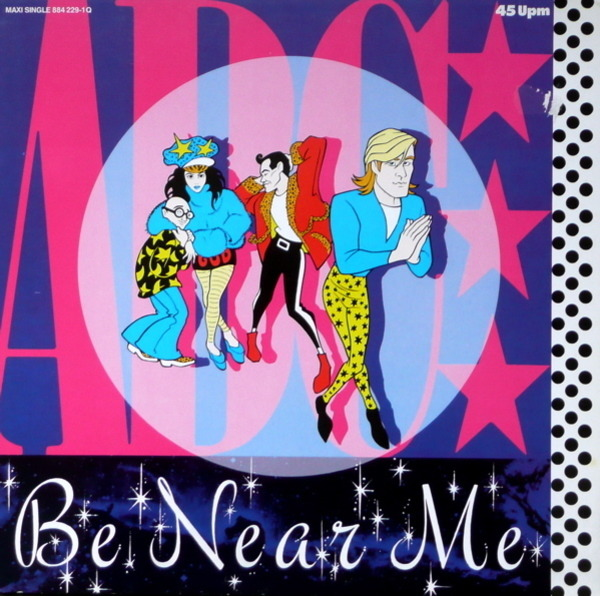 #<Artist:0x007f27827cac58> - Be Near Me