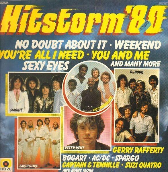 #<Artist:0x007f0b23cfff50> - Hitstorm '80