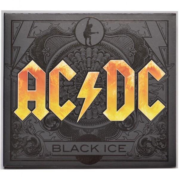 #<Artist:0x007f0b2296d500> - Black Ice