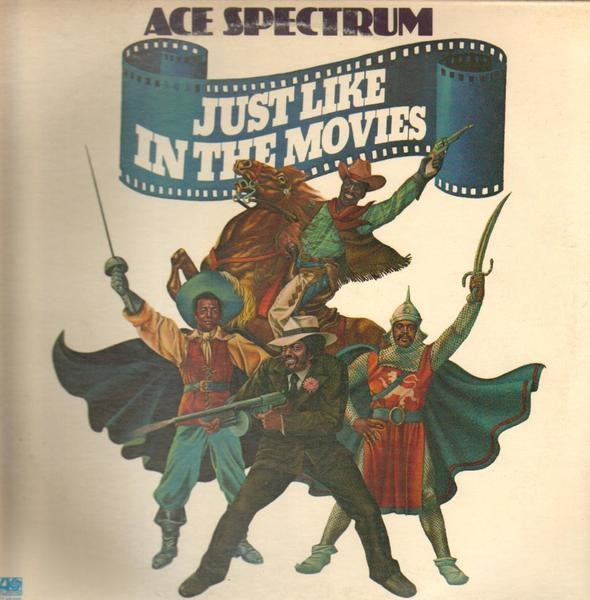 Ace Spectrum just like in the movies