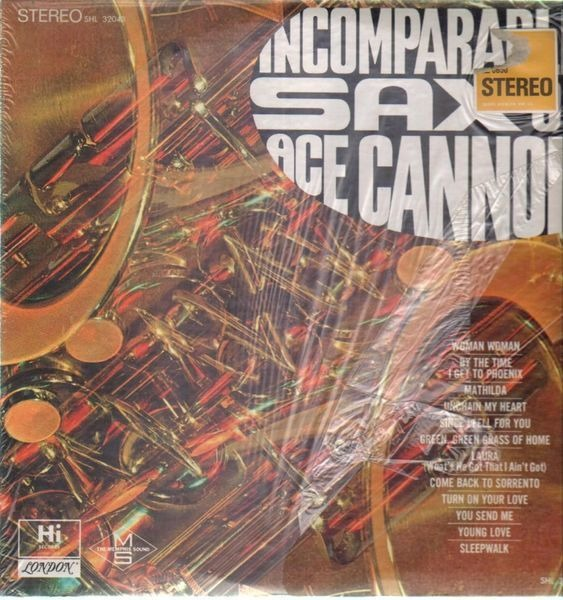 #<Artist:0x007f8552478518> - Incomparable Sax Of Ace Cannon